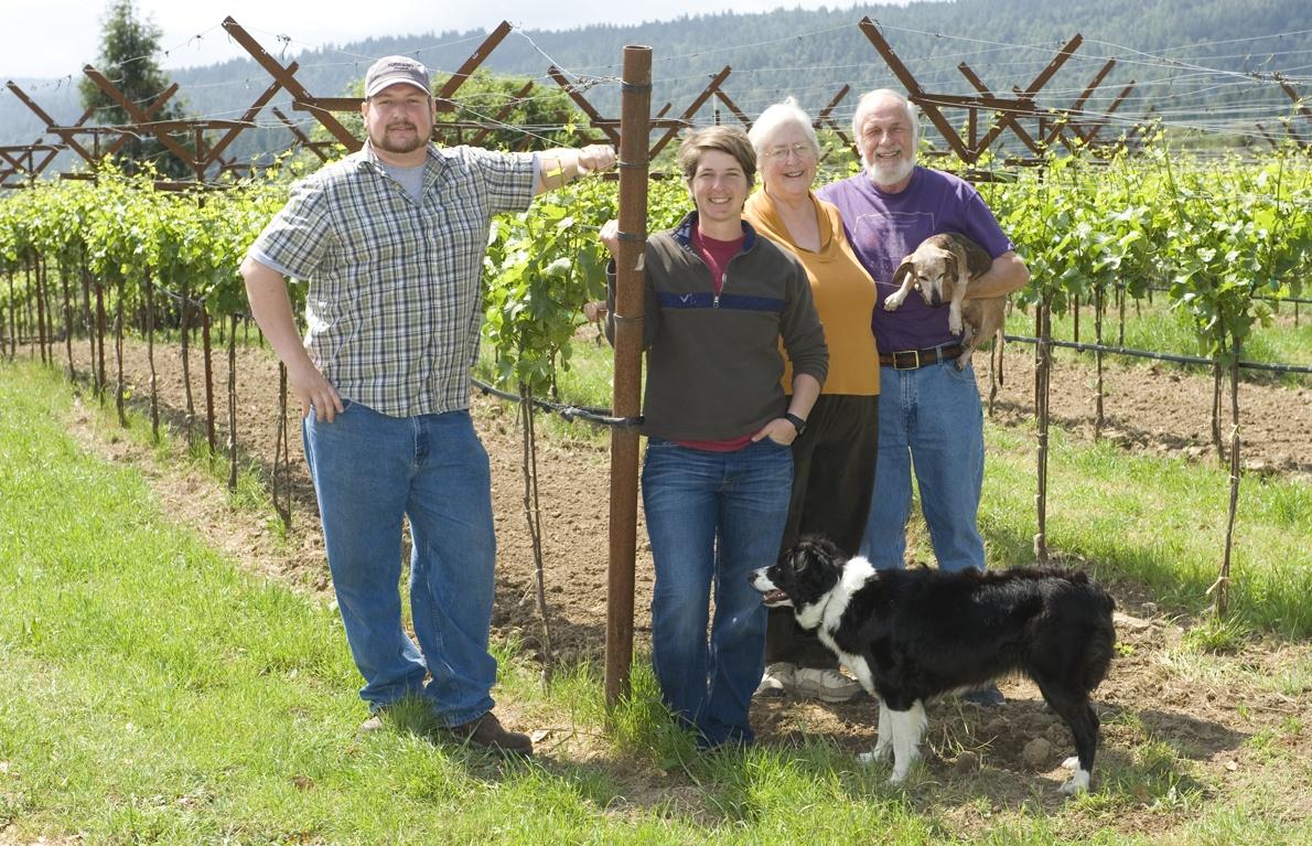 Navarro Vineyards and Winery, Philo