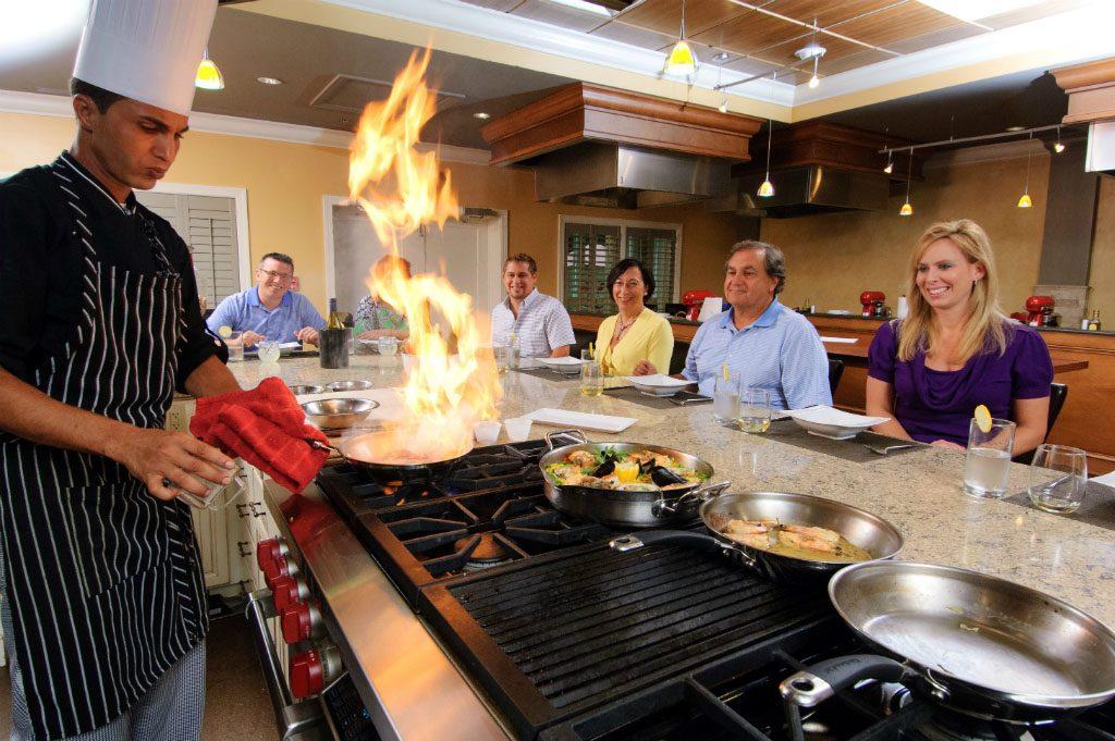 Hilton Head Health Cooking Class