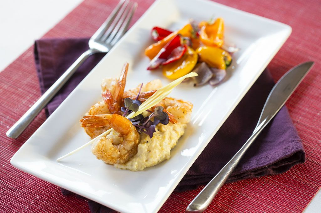 Sample Dish at Hilton Head Health