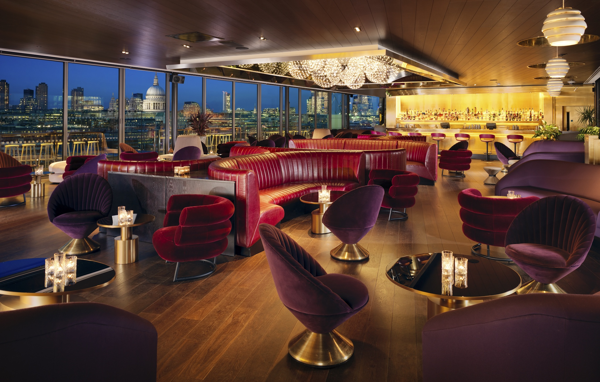 Mondrian London at Sea Containers - Rumpus Room