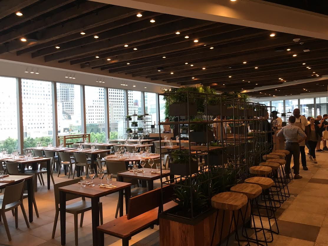 Bright And Ious The New Eataly Downtown Is A Culinary